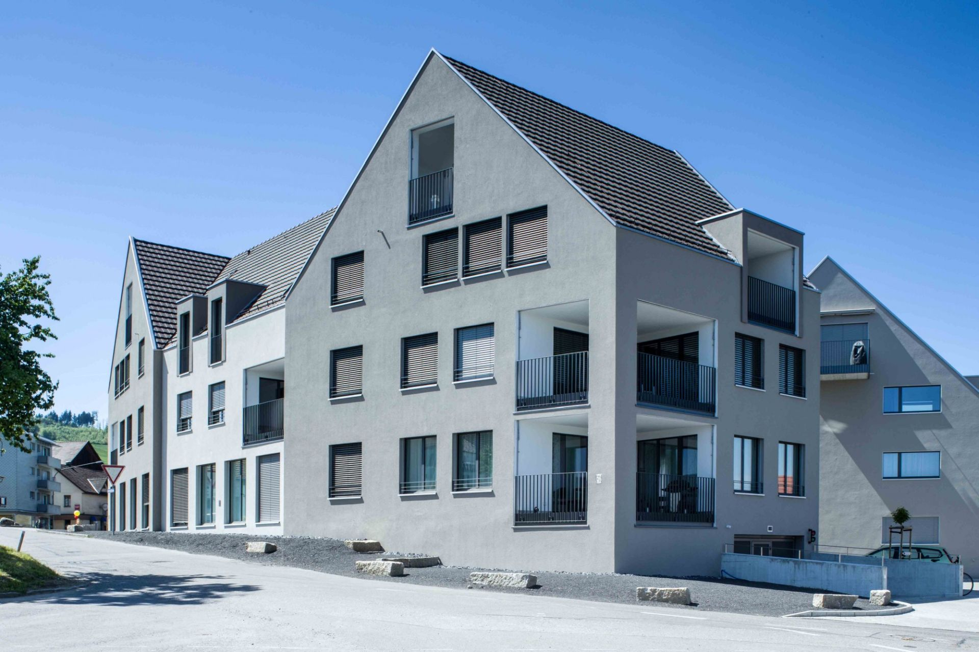 Mehrfamilienhaus 5623 Boswil
