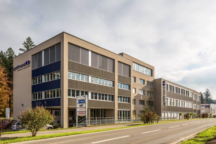 Industriegebäude 5630 Muri AG
