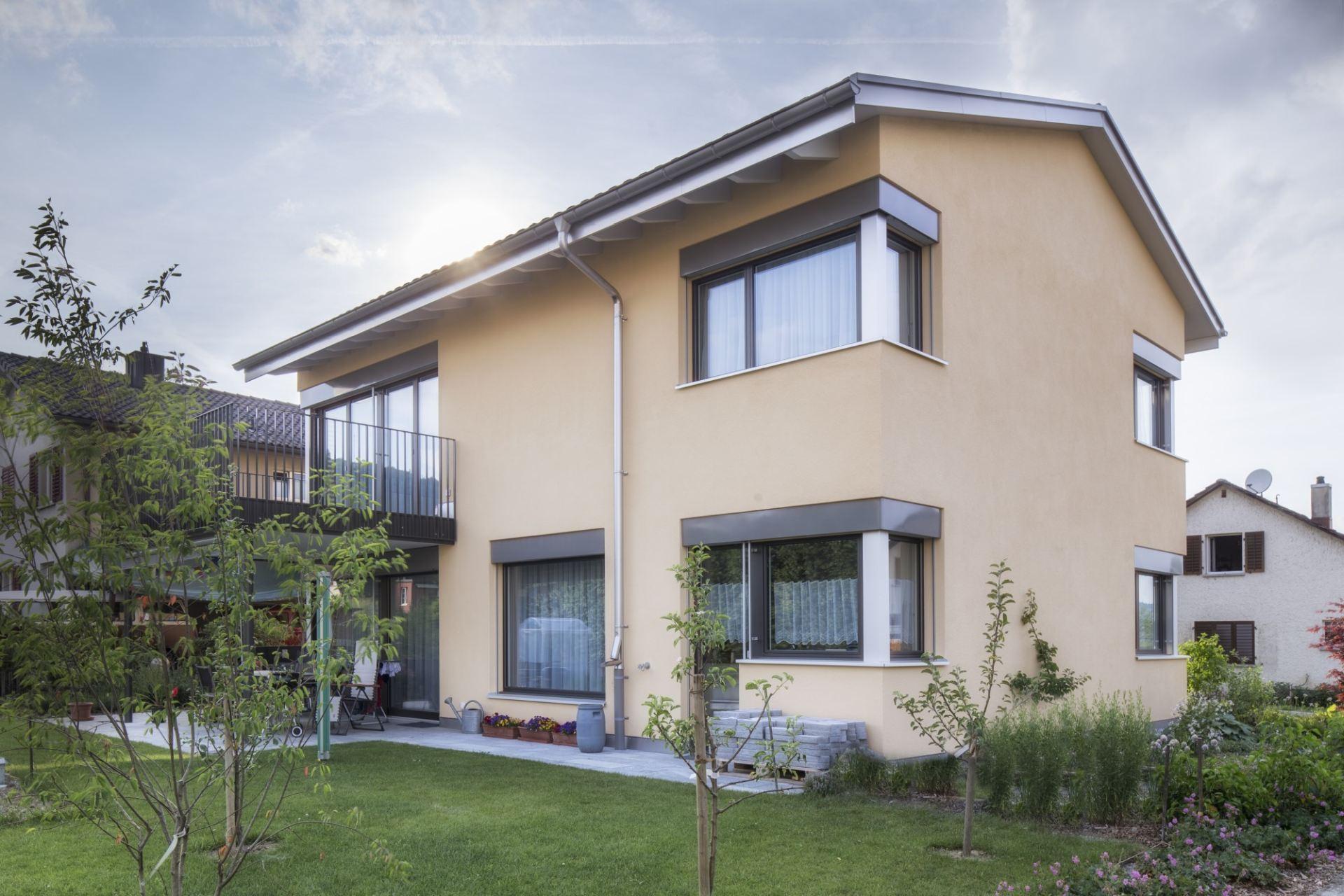 Einfamilienhaus, 5612 Villmergen
