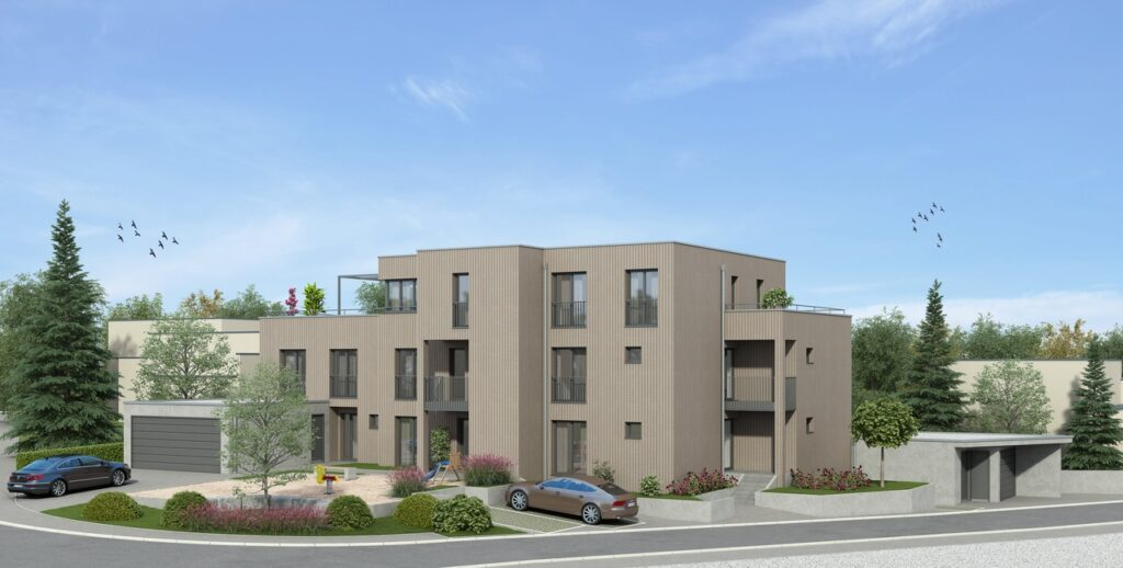 1813 Vis Nord Ost - Archicube AG