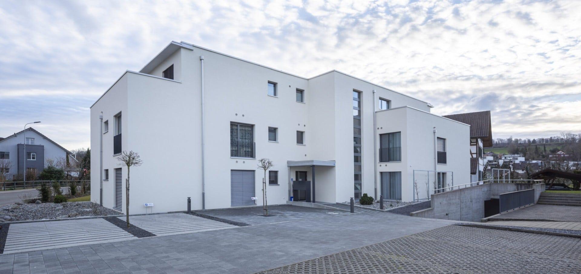 MFH Bachstrasse Muri AG