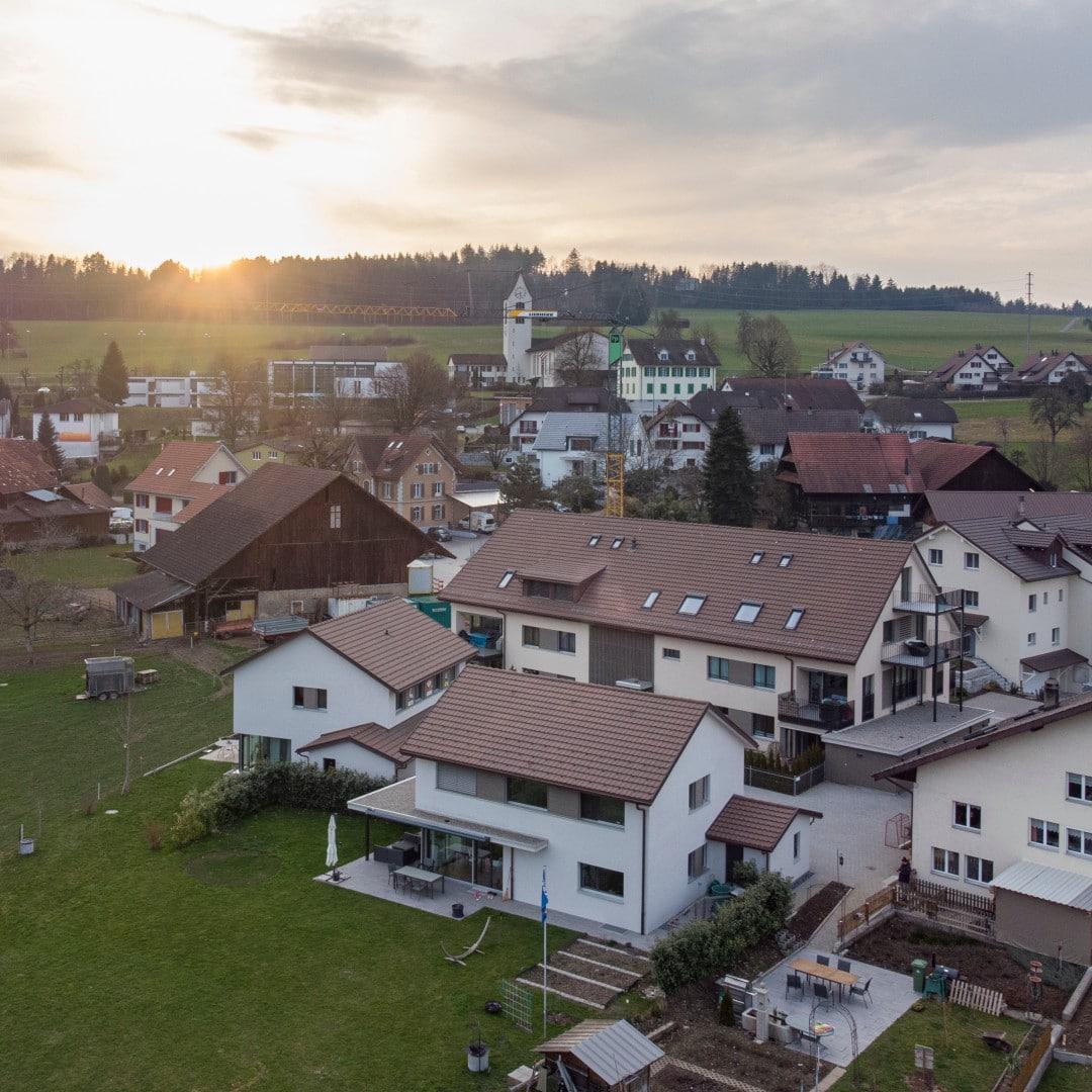 Überbauung Dorfstrasse, Aristau