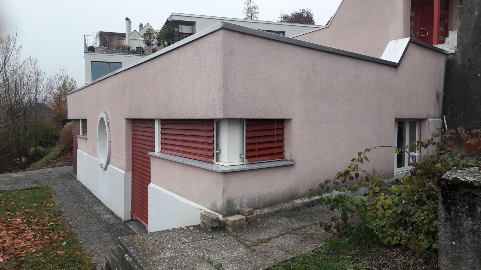 Aufstockung Wohnhaus, Muri Vorher